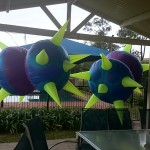 Custom Made UFO Inflatable