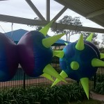 UFO Inflatable Decor
