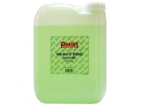 Antari Heavy Duty Smoke Fluid Green