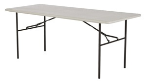 white-table
