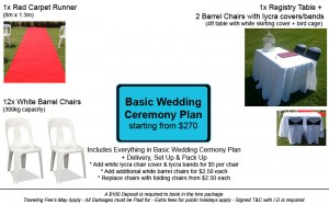 wedding-cermony-decor-basic-plan