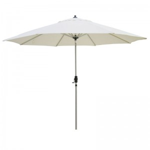 White Market Umbrella