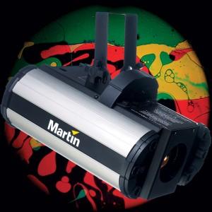 martin mania oil projector