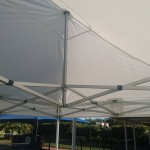 50mm Heavy Duty Pop Up Marquee