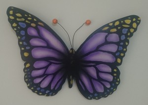hanging-butterfly